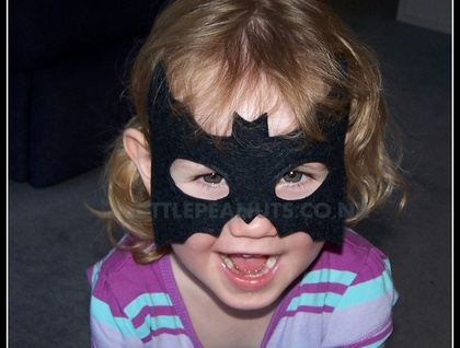 Dress Up Mask - Batman