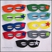 Superhero boy dress up mask