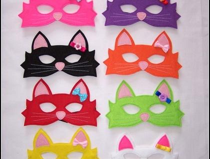 Dress Up Mask - Kitty