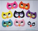 Dress Up Mask - Owl