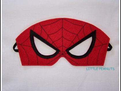 Superhero Mask Spiderman