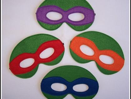 Superhero Mask Teenage Mutant Ninja Turtles