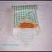 Reusable Sandwich Wrap ~ PACK EAT REUSE