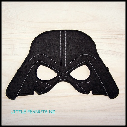 Felt Mask - Dark Lord or Trooper