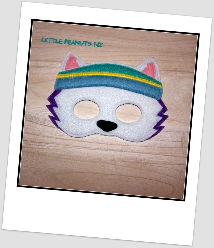 Dress Up Mask - Paw Patrol Selection
