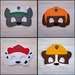 Dress Up Mask - Paw Patrol Selection