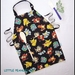 Kids apron 2-5 years Boy Selection