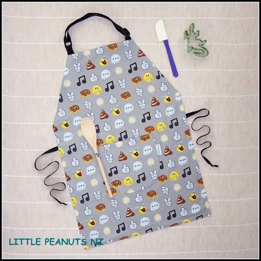 Kids apron 5-9 years Boy Selection