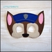 Dress Up Mask - Paw Patrol Chase