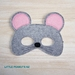 Mouse Dress Up Mask