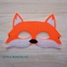 Fox Dress Up Mask