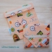 Camping Sandwich Wrap & Bag Set ~ PACK EAT REUSE