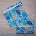 Ocean Life Sandwich Wrap & Bag Set ~ PACK EAT REUSE