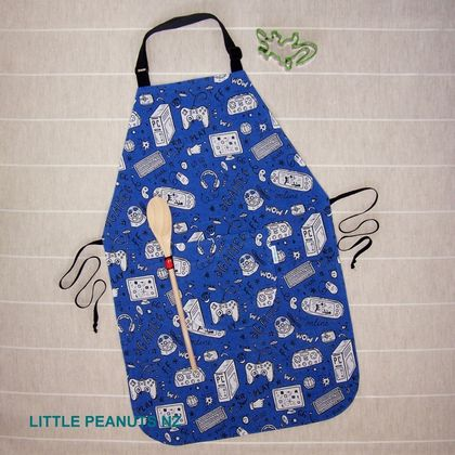 Kids apron 6-10 years Boy Selection