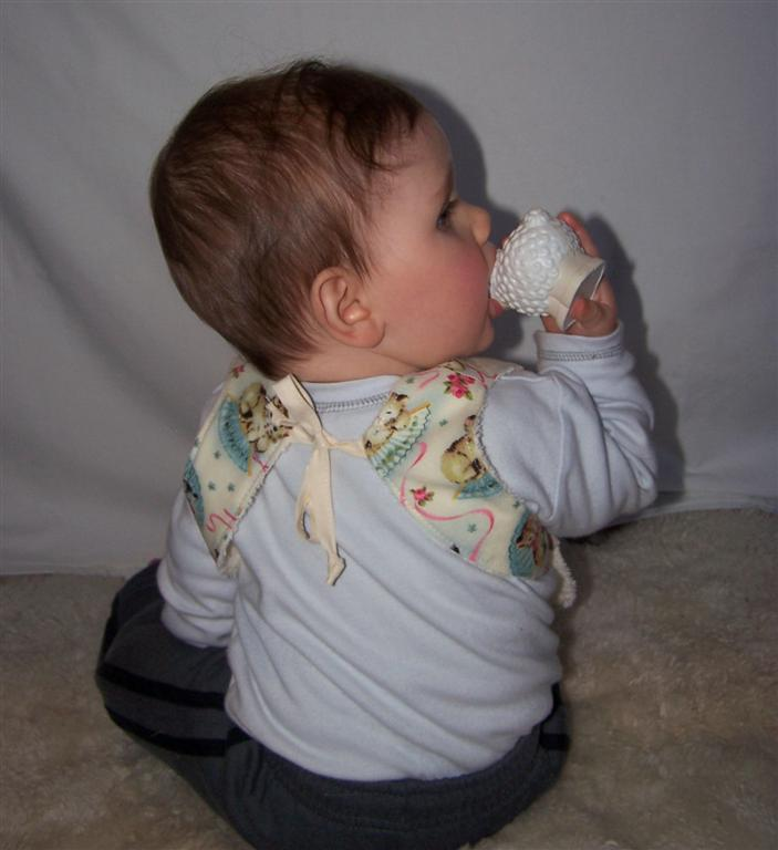 Vintage Baby Clothes 1950's White Chiffon and Lace by ...  |1950 Baby Stuff