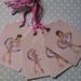 Gift Tags - Ballerina