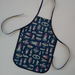 Rockets and Spaceships Printed Toddler's Apron