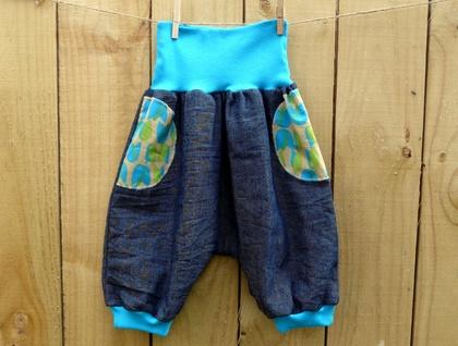3/4 Sarouel pants