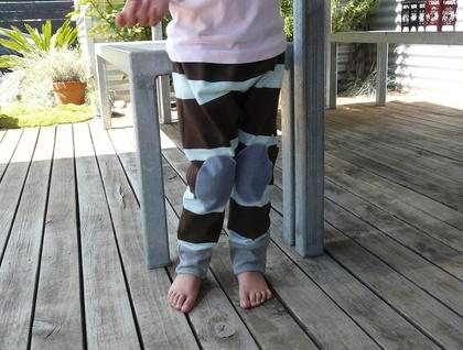 """Sarouel """"skinny legs"""" Pants"""