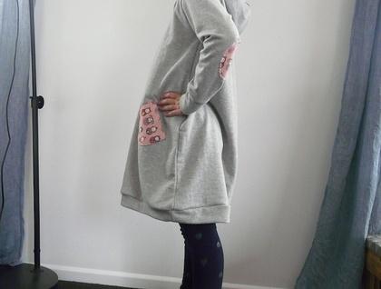 The Hoodie/Dress