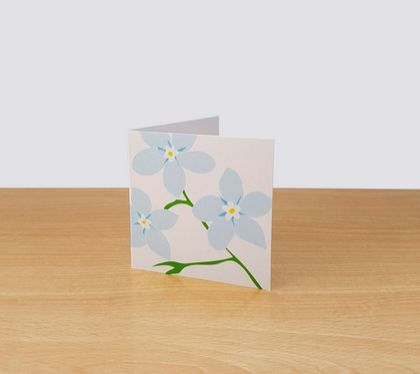 Forget-Me-Not Gift Card