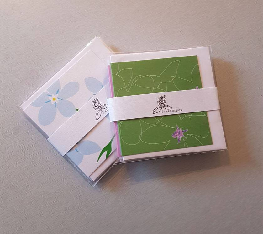 Pack of 5 Gift Cards