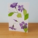 Periwinkle Greeting Card