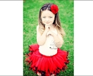 Red and Black Princess Petti Tutu