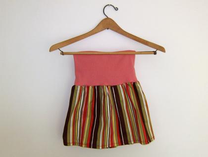 Yoga Top Skirt