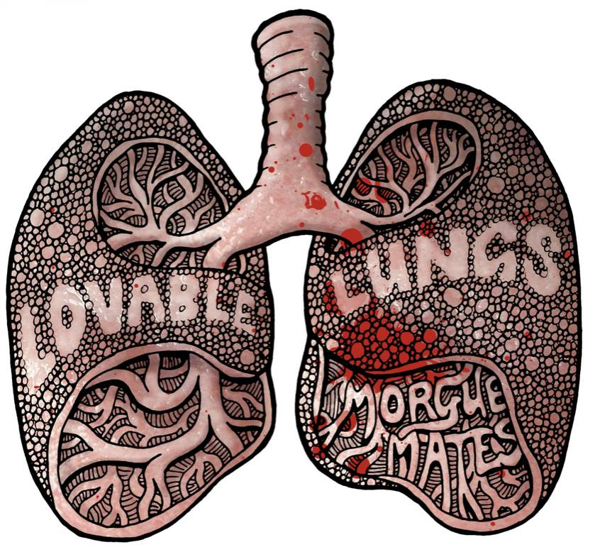 Lovable Lungs - Part of the Morgue Mates