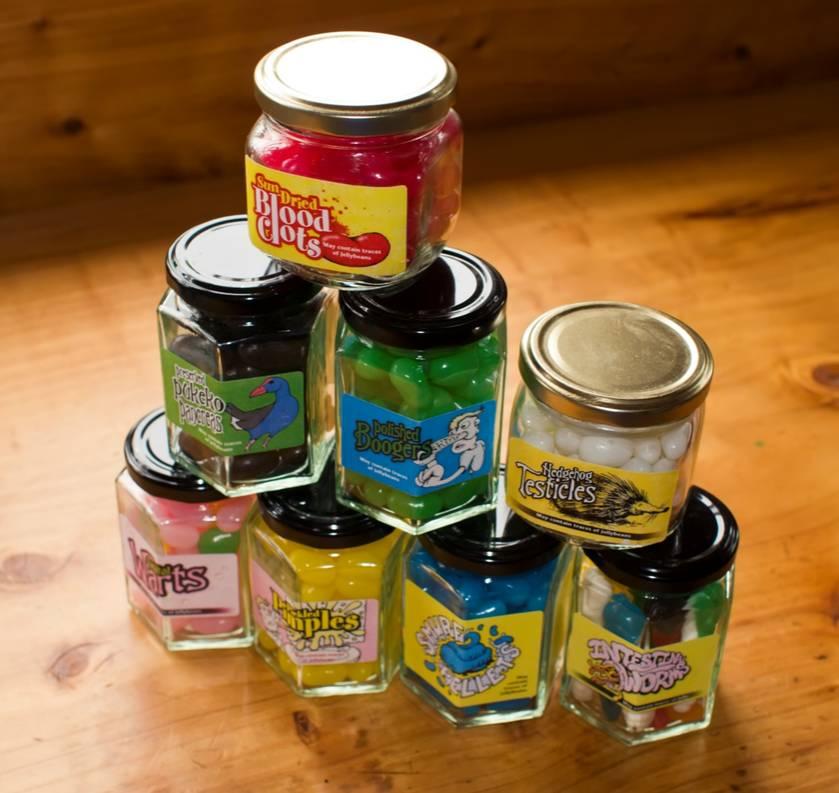 Jars of Joy - set of three