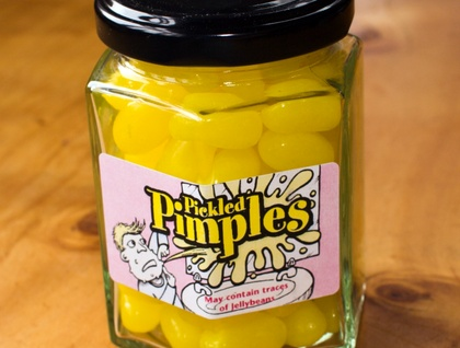Pickled Pimples