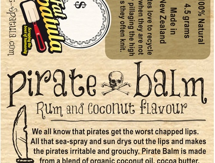 Pirate Balm