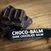 Choco Balm : Dark Chocolate Lip Balm