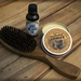 Beard Brush, Hairy Beast beard Oil and Beard Tamer