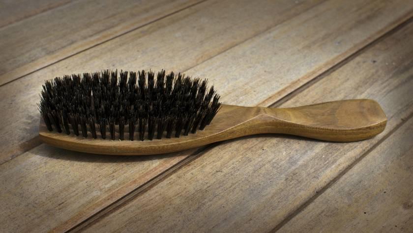 Beard Brush, Hairy Beast beard Oil and Beard Tamer