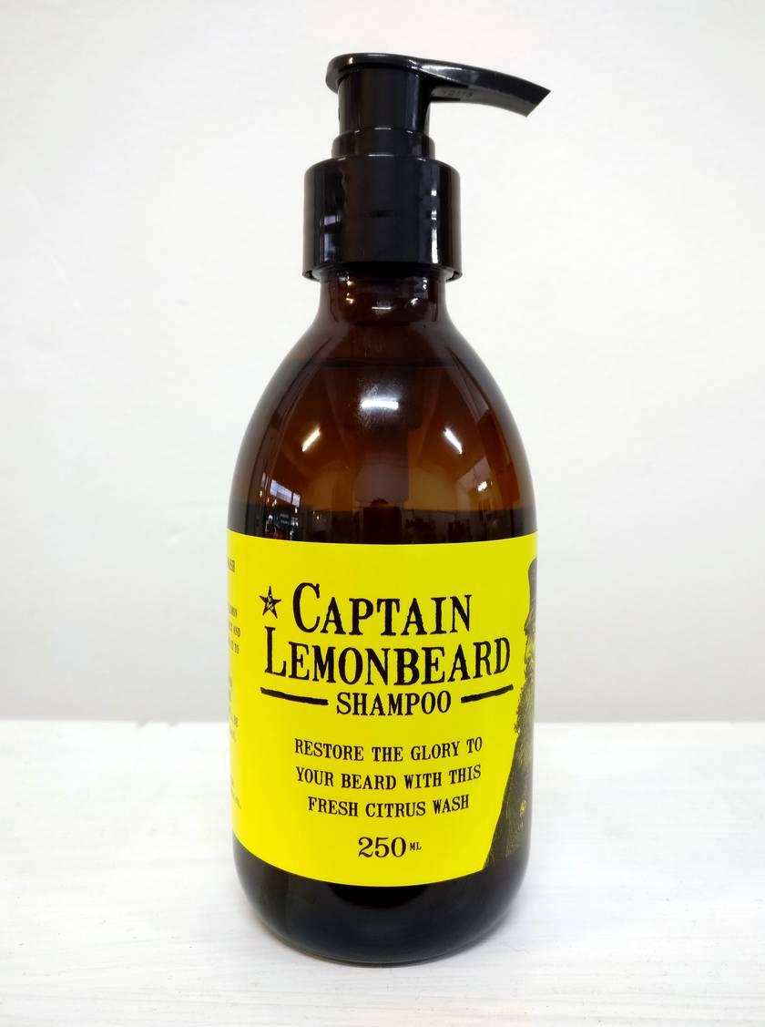 Captain Lemonbeard Shampoo and Conditioner