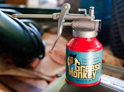 Grease Monkey - Moisturiser for Men