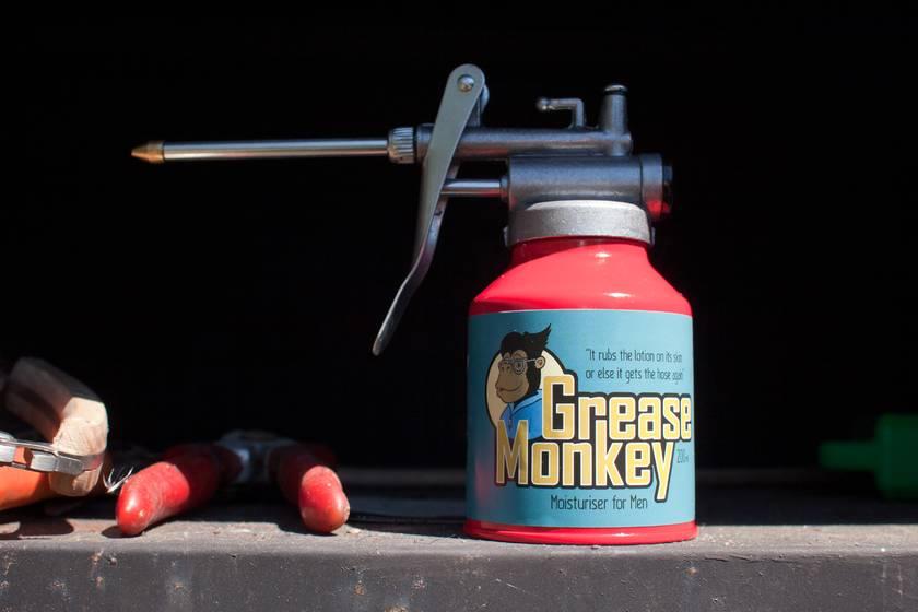 Grease Monkey - Moisturiser for Men