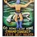 El Haumoana - Go home stay home - Print - A3