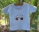 Car-car Tee - Blue