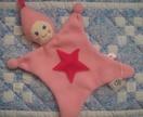 Blankie Baby - Pastel Pink