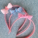 Candy Cute Headbands pink and blue