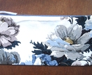 Blue Flower Pencil Case