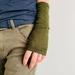 Khaki Merino Gloves