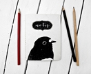 Robin Portrait Notebook - Small