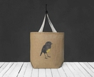 Robin Oversized Tote Bag