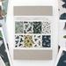 Patterned Birds Illustrated Greeting Card Set