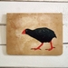 Takahe Greeting Card