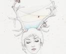 Sway- Whimsical Print 8x10